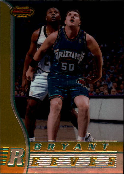 1996-97 Bowman's Best #64 Bryant Reeves