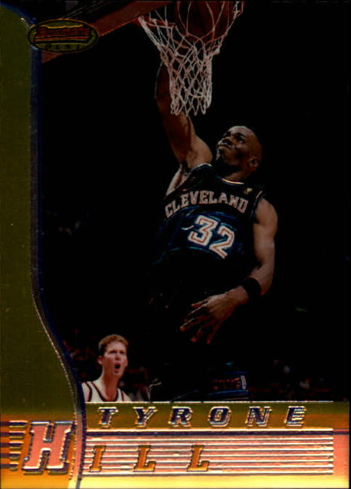 1996-97 Bowman's Best #68 Tyrone Hill