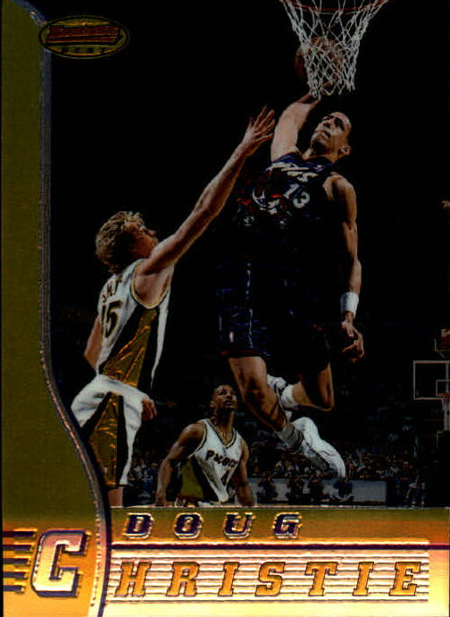 1996-97 Bowman's Best #71 Doug Christie