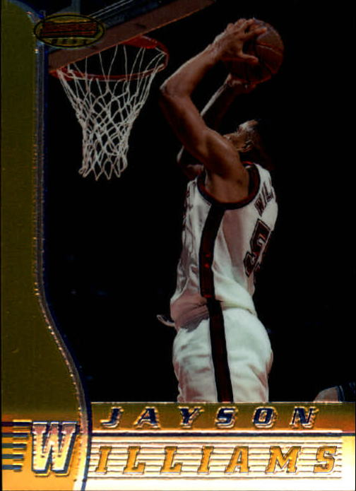 1996-97 Bowman's Best #72 Jayson Williams