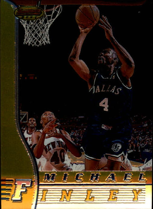 1996-97 Bowman's Best #73 Michael Finley