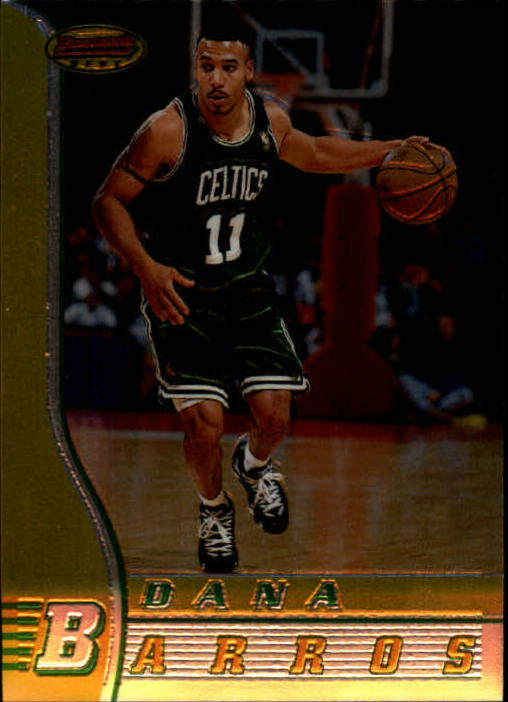 1996-97 Bowman's Best #78 Dana Barros