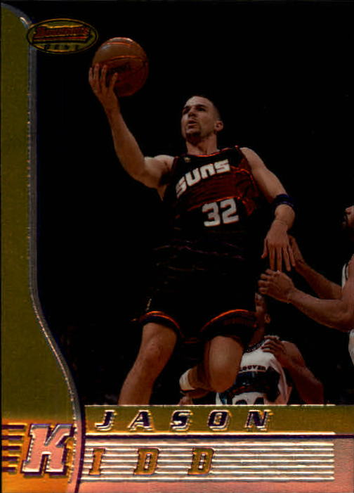 1996-97 Bowman's Best #79 Jason Kidd