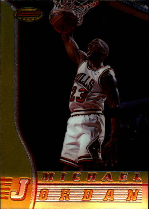 1996-97 Bowman's Best #80 Michael Jordan