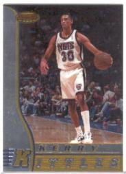 1996-97 Bowman's Best #R8 Kerry Kittles RC