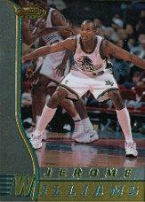1996-97 Bowman's Best #R12 Jerome Williams RC