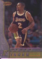 1996-97 Bowman's Best #R15 Derek Fisher RC