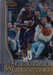 1996-97 Bowman's Best #R16 Donald Whiteside RC