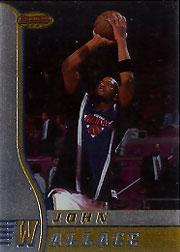 1996-97 Bowman's Best #R17 John Wallace RC
