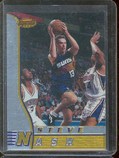 1996-97 Bowman's Best #R18 Steve Nash RC