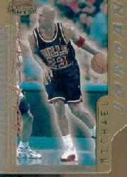 1996-97 Bowman's Best Cuts #BC2 Michael Jordan