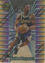 1996-97 Stadium Club Members Only 55 #52 Kobe Bryant Finest