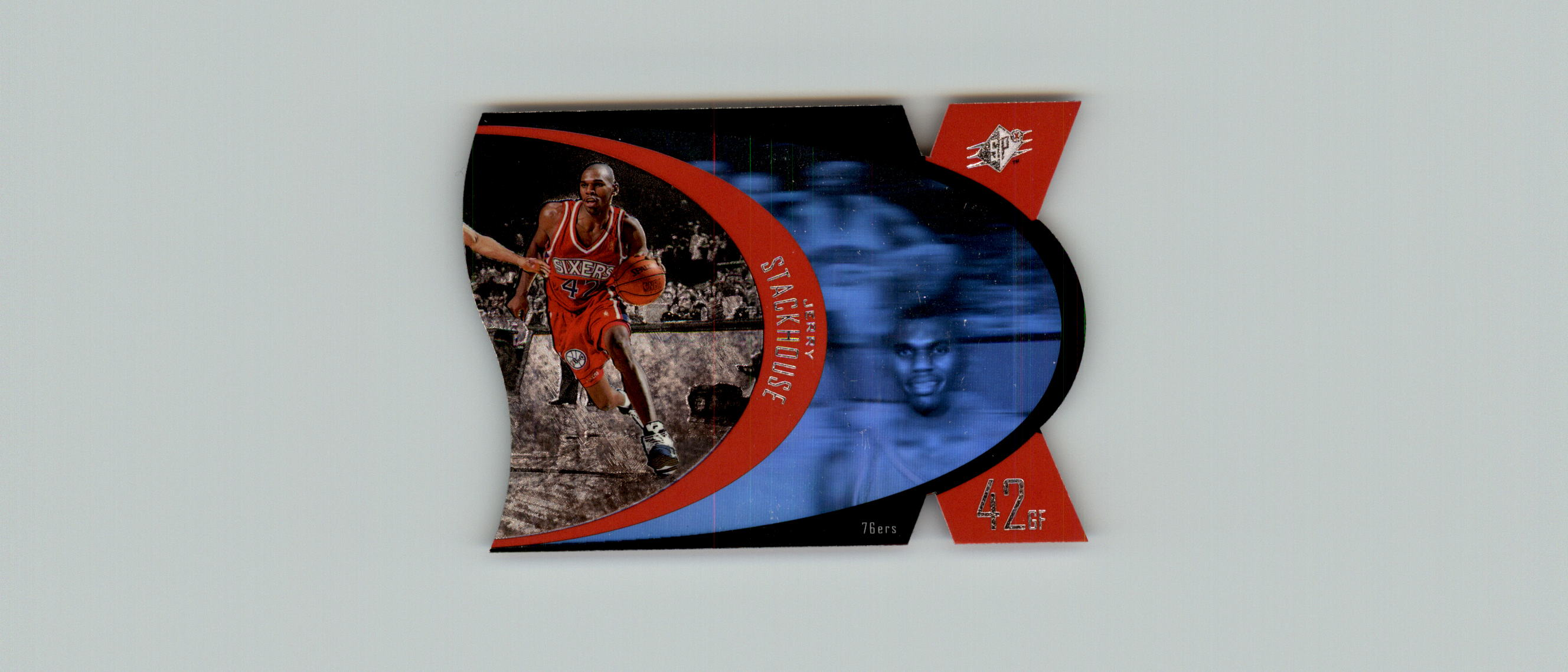 1997 SPx #36 Jerry Stackhouse