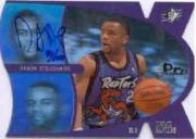 1997 SPx ProMotion Autographs #2 Damon Stoudamire