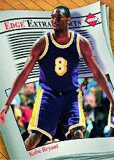 1997 Collector's Edge Extra #9 Kobe Bryant
