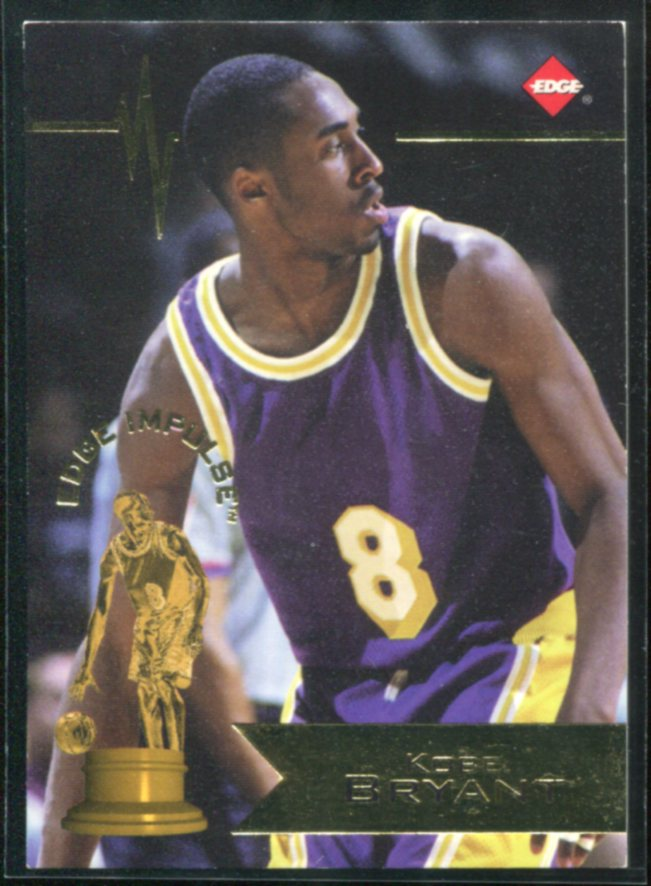 1997 Collector's Edge Impulse #14 Kobe Bryant
