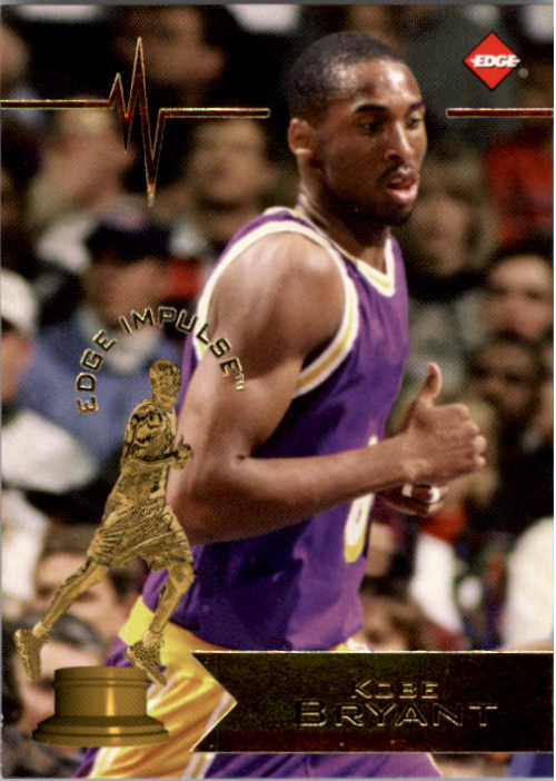 1997 Collector's Edge Impulse #39 Kobe Bryant