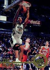 1997 Press Pass #1 Tim Duncan
