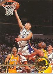 1997 Press Pass #37 Jeff Capel