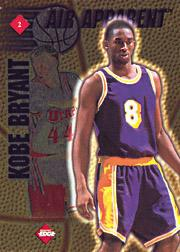 1997 Collector's Edge Air Apparent #2 Keith Van Horn/Kobe Bryant