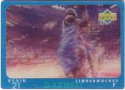 1997-98 Upper Deck Diamond Vision #16 Kevin Garnett