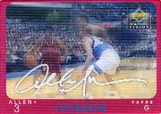1997-98 Upper Deck Diamond Vision Signature Moves #20 Allen Iverson