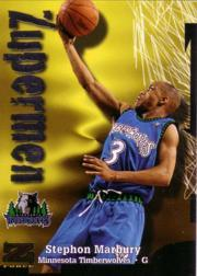 1997-98 Z-Force #200 Stephon Marbury ZUP