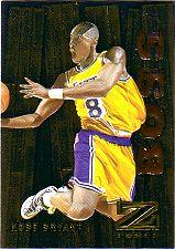 1997-98 Z-Force Super Boss #3 Kobe Bryant