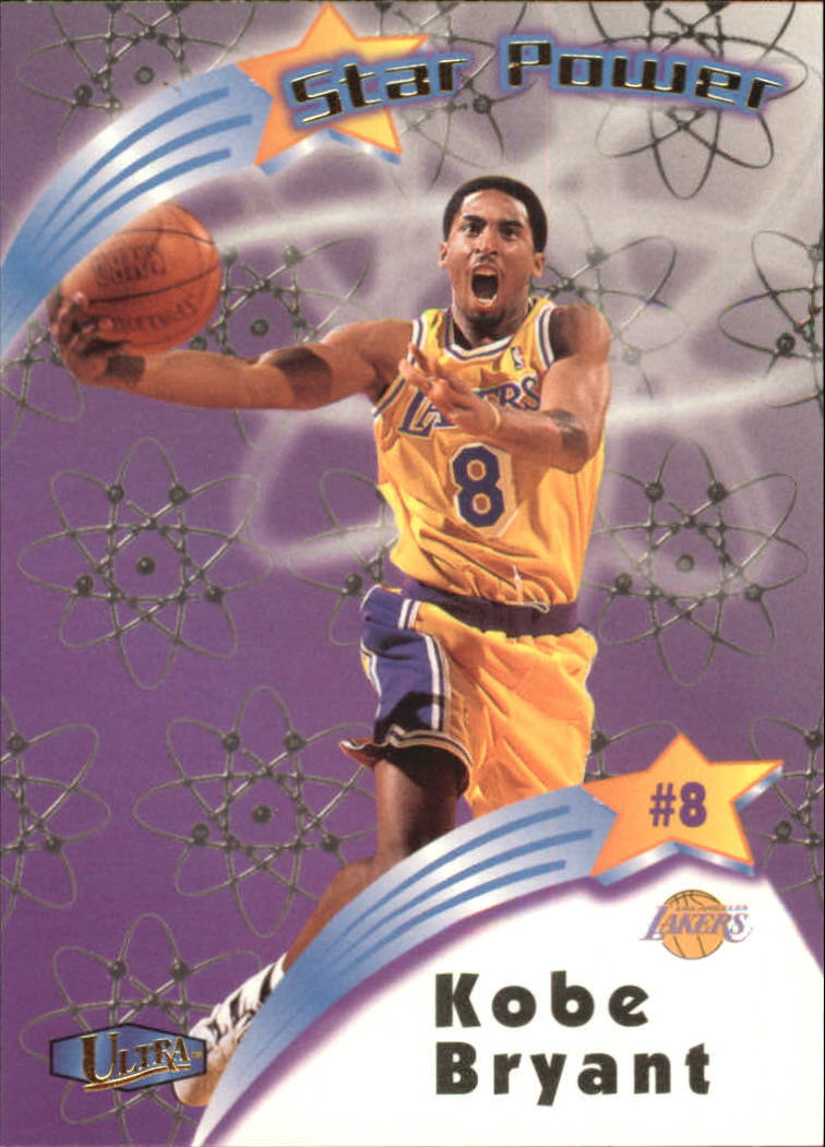 1997-98 Ultra Star Power #SP3 Kobe Bryant