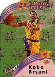 1997-98 Ultra Star Power Plus #SPP3 Kobe Bryant