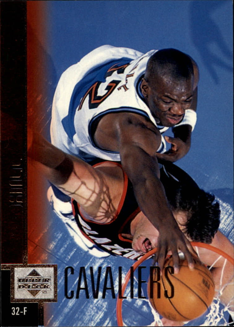1997-98 Upper Deck #21 Tyrone Hill