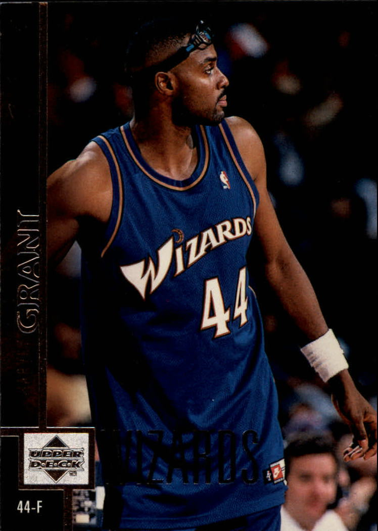 1997-98 Upper Deck #312 Harvey Grant
