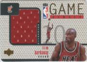 1997-98 Upper Deck Game Jerseys #GJ15 Tim Hardaway