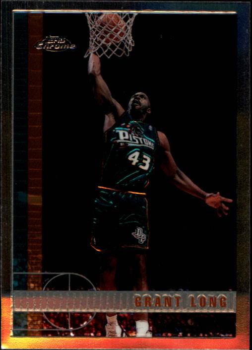 1997-98 Topps Chrome #9 Grant Long