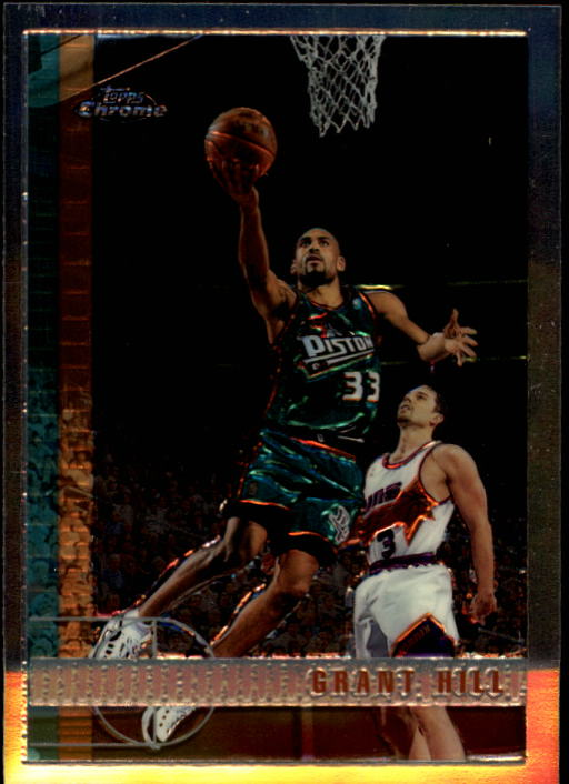 1997-98 Topps Chrome #29 Grant Hill