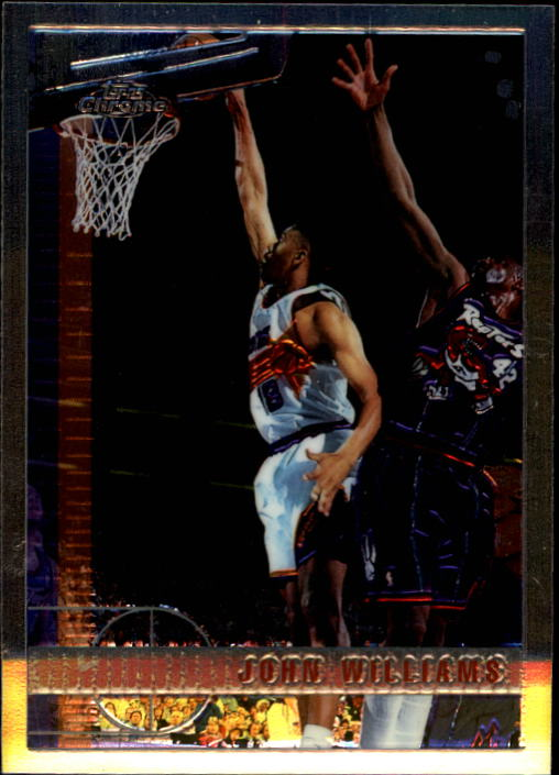 1997-98 Topps Chrome #30 John Williams