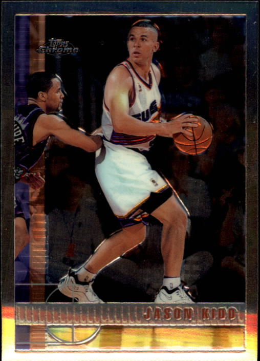 1997-98 Topps Chrome #49 Jason Kidd