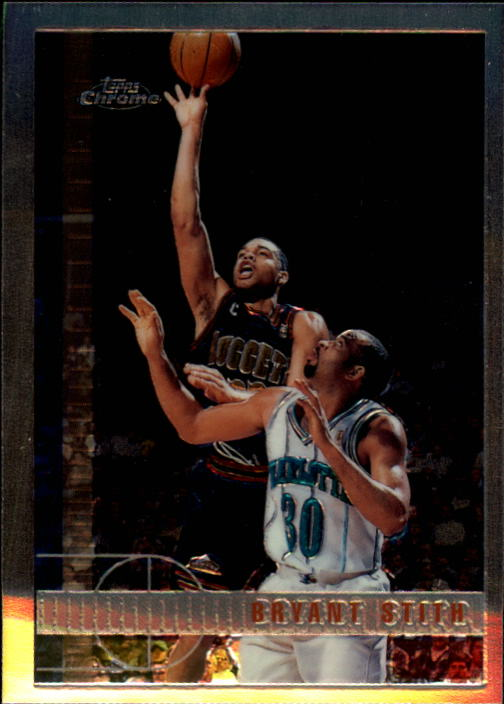 1997-98 Topps Chrome #50 Bryant Stith