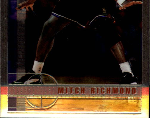 1997-98 Topps Chrome #56 Mitch Richmond