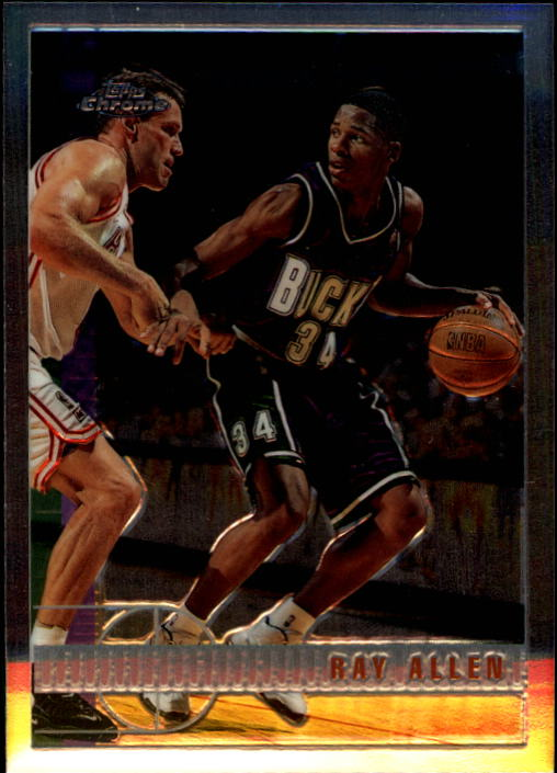 1997-98 Topps Chrome #61 Ray Allen