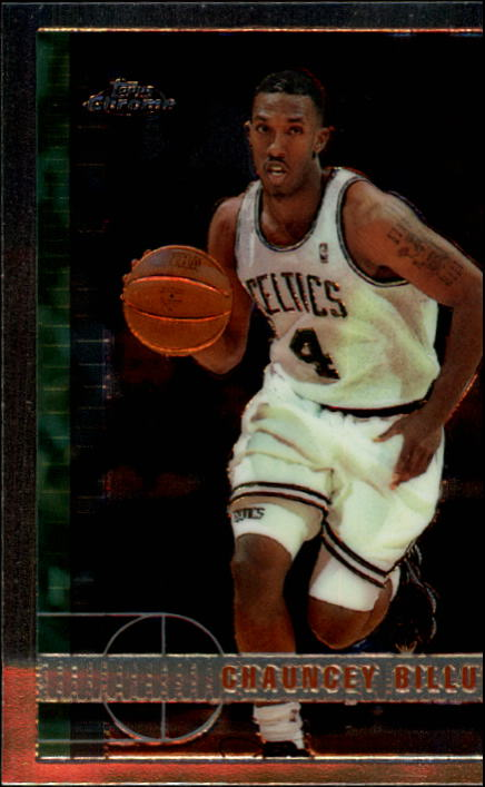 1997-98 Topps Chrome #181 Chauncey Billups RC