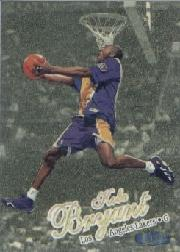1997-98 Ultra Gold Medallion #1 Kobe Bryant