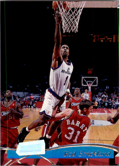 1997-98 Stadium Club #17 Rod Strickland