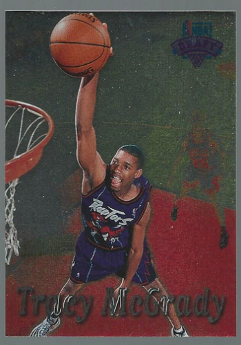 1997-98 Stadium Club #217 Tracy McGrady RC