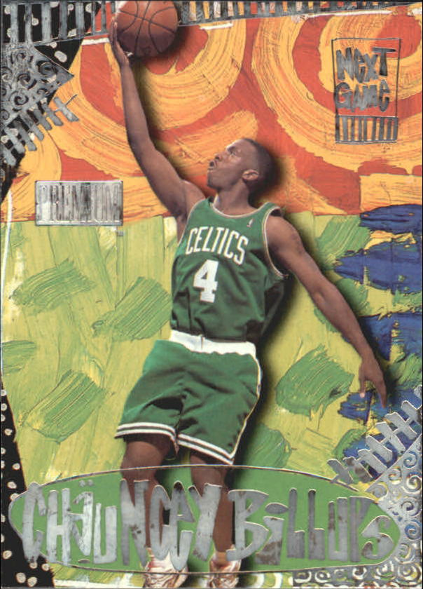 1997-98 SkyBox Premium Next Game #3 Chauncey Billups