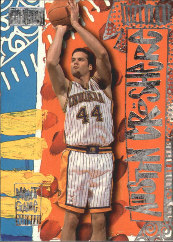 1997-98 SkyBox Premium Next Game #5 Austin Croshere