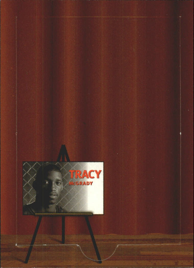 1997-98 SkyBox Premium Star Search #SS7 Tracy McGrady