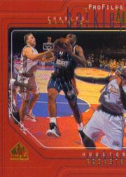 1997-98 SP Authentic Profiles 2 #P7 Charles Barkley