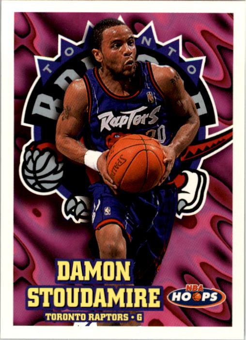 1997-98 Hoops #147 Damon Stoudamire