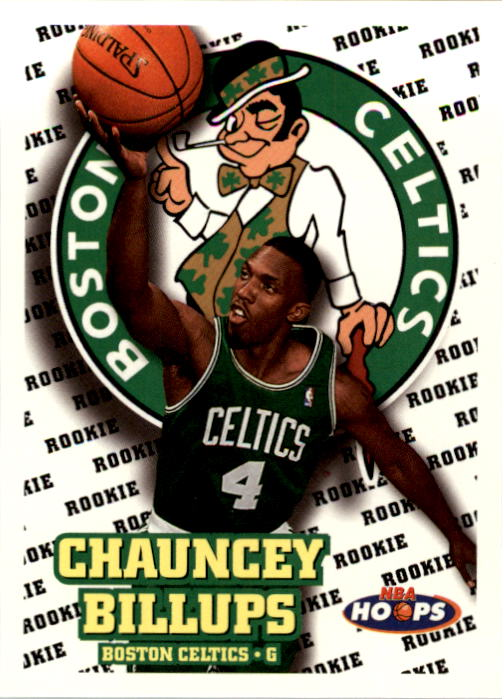 1997-98 Hoops #167 Chauncey Billups RC